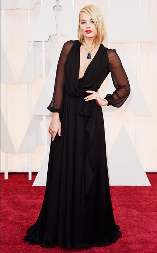 Las Mejor Vestidas de los Oscars 2015 - Red Carpet