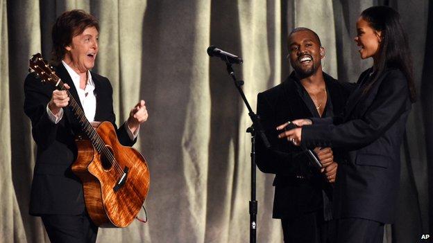 Sam Smith triunfador de los Grammy 2015 - Ganadores