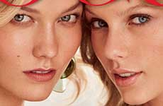 Taylor Swift y Karlie Kloss en Vogue magazine