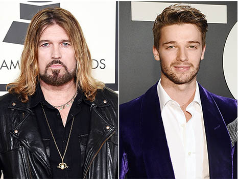 Billy Ray Cyrus defiende a Patrick - Gossip Time!