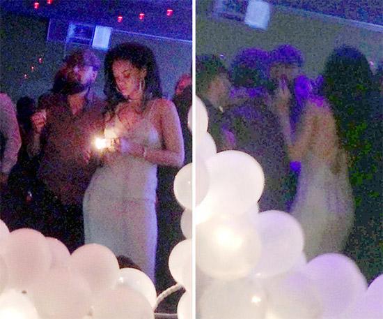 Leonardo DiCaprio y Rihanna juntos! PIC!