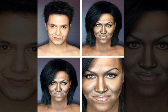 Despedido Rodner Figueroa! Comentarios sobre Michelle Obama