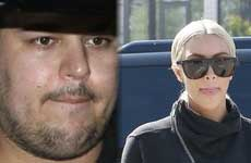Rob Kardashian compara a Kim con la asesina de GoneGirl