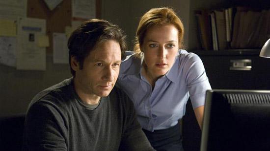 Vuelven Los Expedientes X!!! The X-Files!
