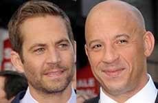 Vin Diesel llama a su hija Pauline en honor a Paul Walker
