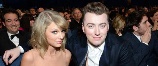 Nominados Billboards Music Awards 2015 - Taylor y Sam