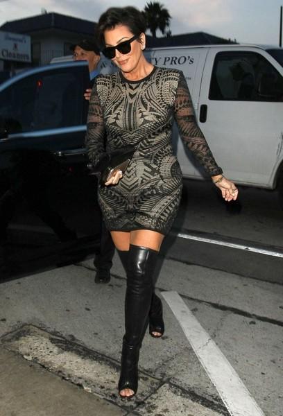 Kris Jenner miente descaradamente sobre entrevista de Bruce
