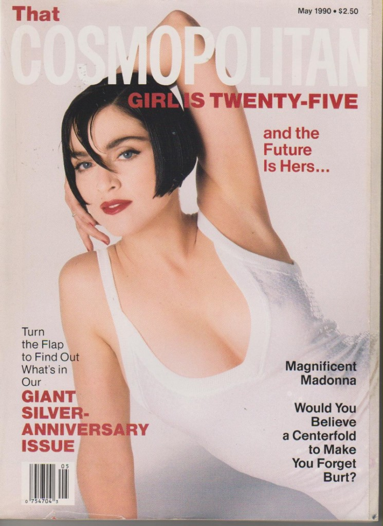 Madonna: vivimos en una sociedad limitada