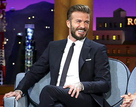 David Beckham y la primera cita de Brooklyn