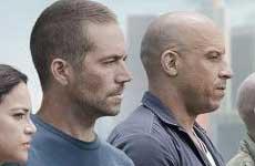"""""""Furious 7"""" rompe récord de taquilla"""