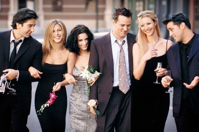 Courteney Cox: No habrá reunión de Friends por culpa de Ross!