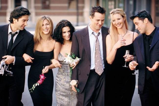 Courteney Cox: No habrá reunión de Friends por culpa de Ross!