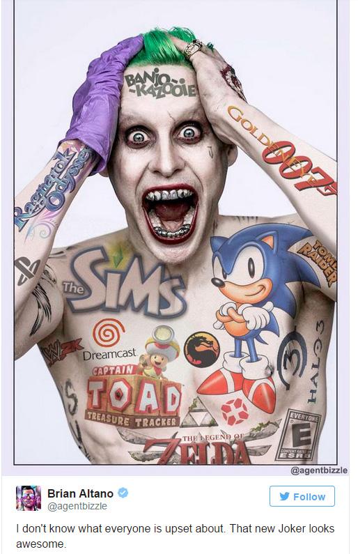 El Joker de Jared Leto - Memes!
