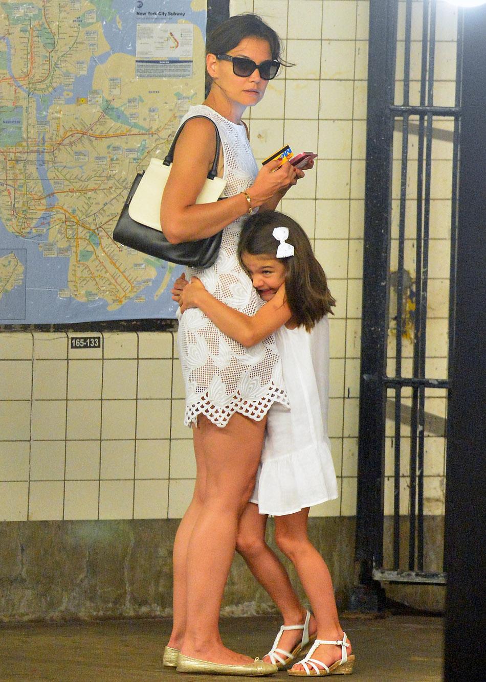 Tom Cruise con su hijo Connor- Y Suri?