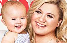 Kelly Clarkson no esta obsesionada con su peso [redbook]