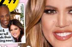 Again! Khloe Kardashian: Tendré un bebé con Lamar!