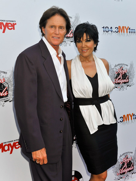 Kris Jenner: Bruce jamás me habló de su transición
