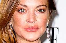 Lindsay Lohan FAILS! En IG con mensaje en árabe