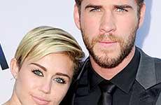 Miley Cyrus y Liam Hemsworth reunidos?