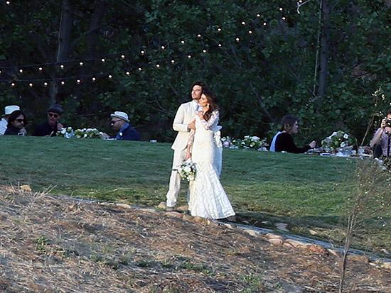 Ian Somerhalder y Nikki Reed se casaron!!
