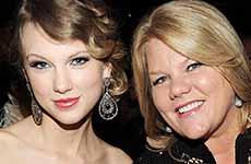 Taylor Swift revela que su madre tiene cáncer