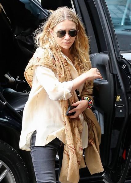 Ashley Olsen tiene la enfermedad de Lyme?