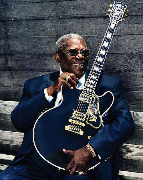 Falleció B.B. King - El Rey del Blues