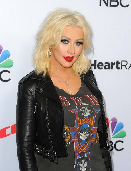 Staff de The Voice no quiere a Christina Aguilera?