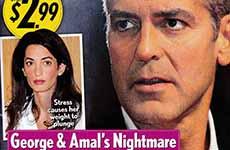 George Clooney y Amal se divorcian (otra vez!) – [L&S]