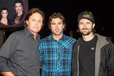"""Hijos de Bruce Jenner no creen en el """"apoyo"""" de las Kardashians"""