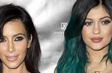 Kim Kardashian dijo a Kylie que se inyectara los labios