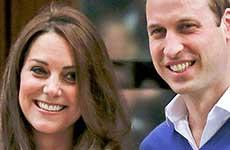 Los Duques de Cambridge revelan el nombre de su hija