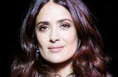Salma Hayek no usa botox, fillers, ni nada en su rostro. Tiene 48!