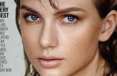 Taylor Swift: la Más HOT 2015 según Maxim