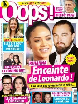 Leo DiCaprio y Rihanna no esperan un baby! Leo demanda!