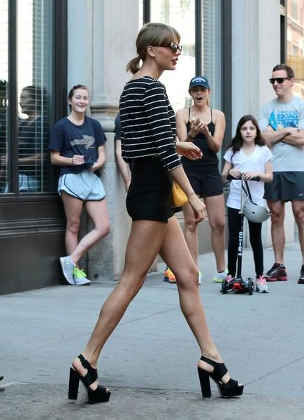 Taylor Swift sabe que no es sexy