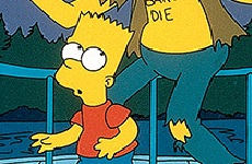 Los Simpsons – Bart Simpson morirá este año!!! WHAT?
