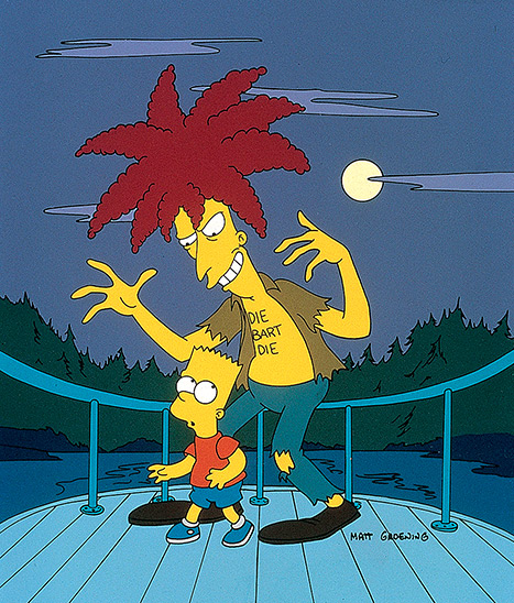Los Simpsons - Bart Simpson morirá este año!!! WHAT?