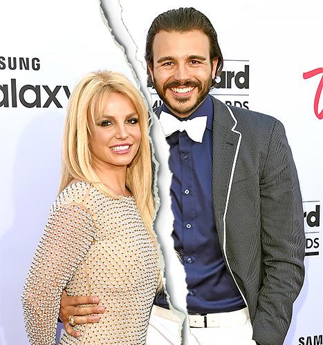 Britney Spears y Charlie Ebersol terminaron!