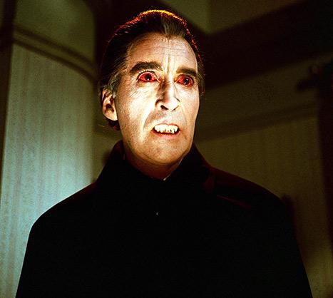 Murió Christopher Lee - Actor de 'Drácula' y 'El Señor de los anillos'
