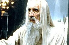 Murió Christopher Lee – Actor de 'Drácula' y 'El Señor de los anillos'