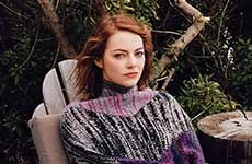 Emma Stone aún no habla de Andrew Gardfield [WSJ]