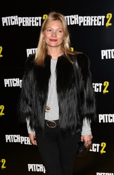 Kate Moss fuera de un avión por conducta problemática