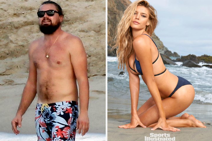 Leonardo DiCaprio de fiesta con Kelly Rohrbach