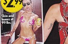 Miley Cyrus sufre desórden alimenticio? [Life&Style]