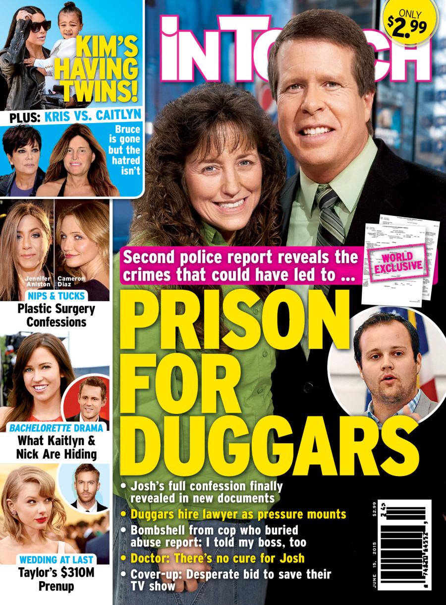 Más del escándalo de los Duggars 19 y contando TLC