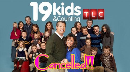 """TLC cancela la serie de los Duggar """"19 y Contando"""""""