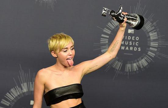 Miley Cyrus animará los MTV Video Music Awards 2015