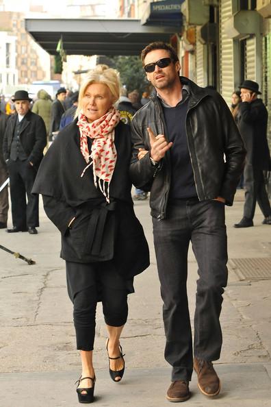 Hugh Jackman no puede trabajar con Angelina Jolie