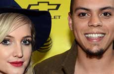 Ashlee Simpson: baby girl con Evan Ross – UPDATE!